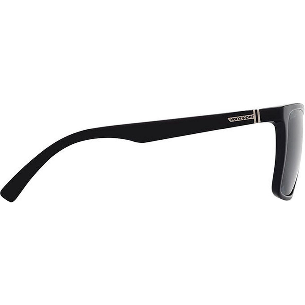 306ee381c2 Amazon.com  Von Zipper Lesmore Wildlife Polarized Glass Sunglasses-Black  Gloss-Black Smoke  Clothing