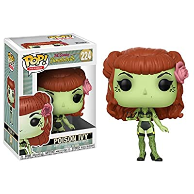 Funko Pop! Heroes: Dc Bombshells Poison Ivy Collectible Figure: Funko Pop! Heroes:: Toys & Games