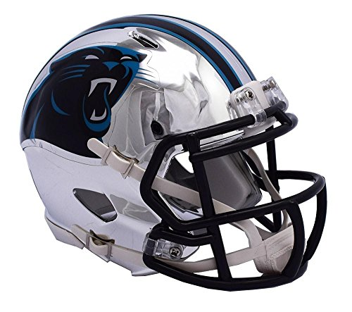 Riddell CAROLINA PANTHERS NFL Revolution SPEED Mini Football Helmet by Riddell