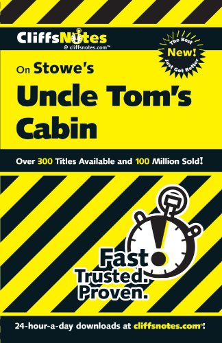 uncle tom's cabin cliff notes