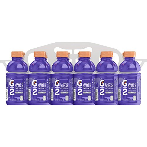 (Gatorade G2 Sports Drink, Grape - Low Calorie, 12 Fluid Ounce Bottles (Pack of 12))