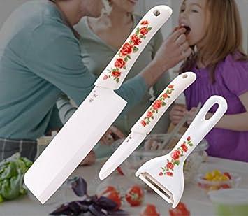 Kyocera, Li porcelana, cuchillos de cerámica, cuchillos de ...
