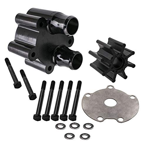 - Water Pump Kit with Housing for Mercruiser Bravo replaces 46-807151A14