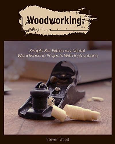 Woodworking: Simple but Extremely Useful Woodworking Projects With Instructions  : (Wood Pallet Furniture) (DIY Furniture)