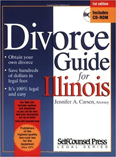 Divorce Guide for Illinois by Jennifer A. Carsen (2010-01-01)