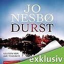 Durst (Harry Hole 11) Audiobook by Jo Nesbø Narrated by Uve Teschner