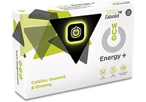 WUG Energy + Chicle Energético 15 unidades