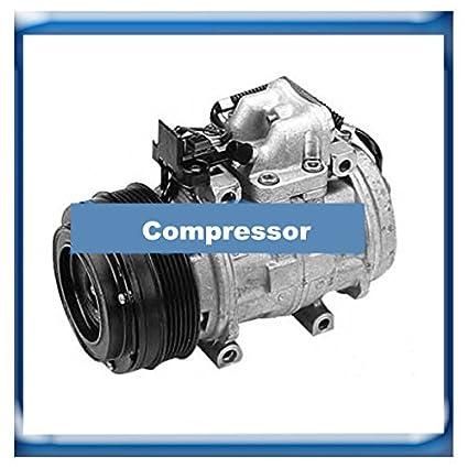 GOWE compressor for Denso 10P15C compressor for Mercedes Benz W124 W126 0031317001 0002302411 247100-5910 0472003577 - - Amazon.com