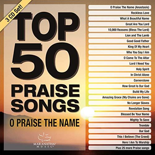 - Top 50 Praise Songs - O Praise The Name [3 CD]