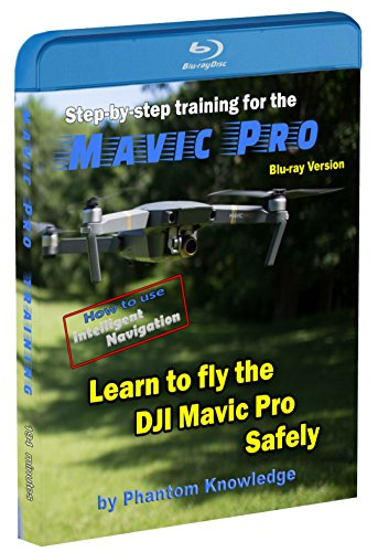 (Mavic Pro Training on Blu-ray )