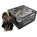 775W Replace Power Supply for 750W 700W 680W 650W 600W ATX Blue LED SATA PCI-E