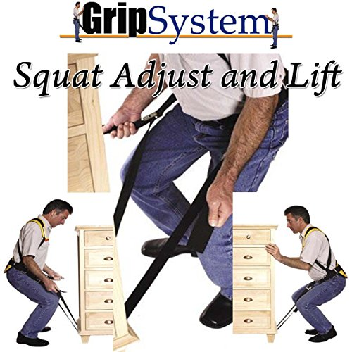 Moving Straps From Grip System Lifting Straps Large Yellow