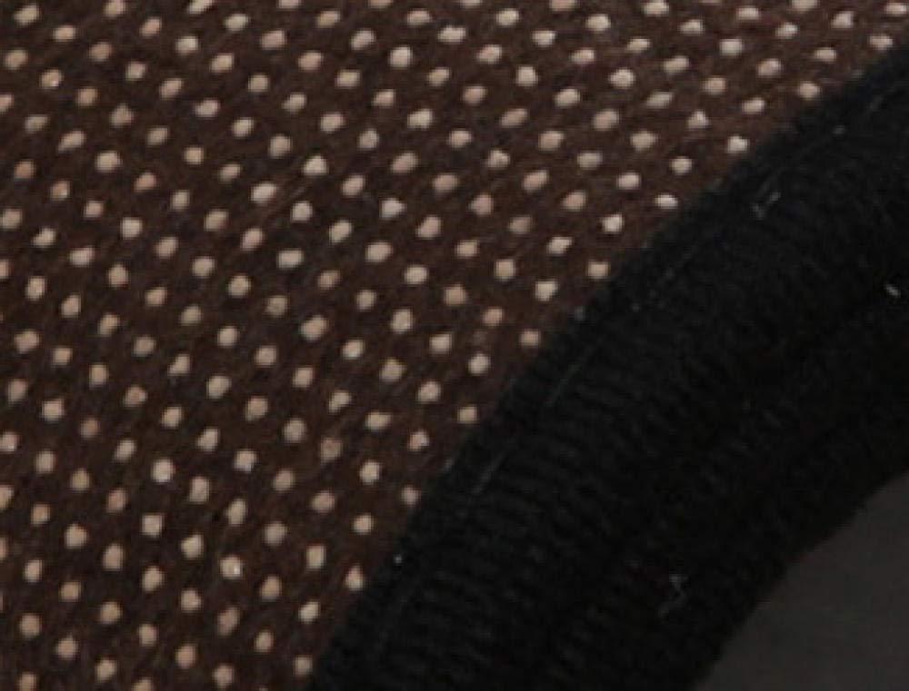 dusg Tappeto di Design Moderno di Facile Manutenzione Triangolo Marrone Blu-Verde 40 /× 60 cm rug Tradizionale