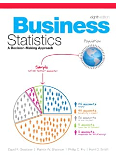 Business statistics a decision making approach with student cd business statistics 8th edition fandeluxe Image collections