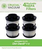 Royal Dirt Devil F-9 Filter Can Order: 3Dj0360000 #2DJ0360000