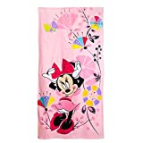 Disney Minnie Mouse Beach Towel for Kids - Pink
