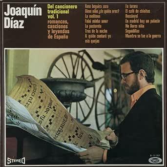Del cancionero tradicional, Vol. 1. Romances, canciones y leyendas de España de Joaquin Diaz en Amazon Music - Amazon.es