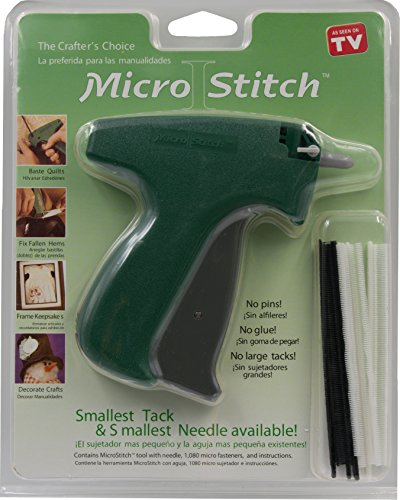 Genuine Avery Dennison Micro Stitch Tagging Gun and OEM Replacement Parts (Starter Kit)