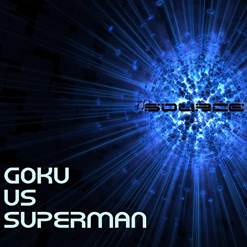 Superman Hip Hop - Goku Vs Superman Rap Battle