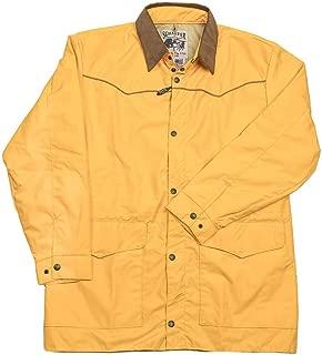 product image for Schaefer Ranchwear - 204 STOCKMAN DRIFTER JACKET (M, Yellow w/ Tan Corduroy Collar)