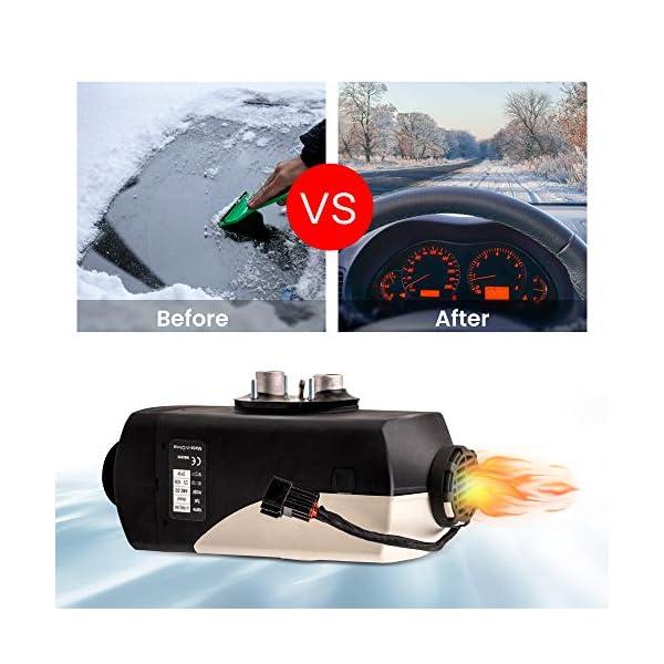 51yVzguT6PL maXpeedingrods 2KW 12V Diesel Standheizung Heizgerät für LKW Wohnwagen Boot Yacht LCD-Schalter