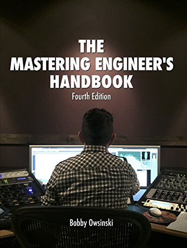 The Mastering Engineer's Handbook 4th -