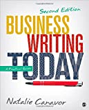 Business Writing Today 2nd Edition