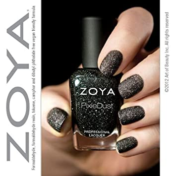 Zoya Pixie Dust Nail Polish Lacquer Matte Collection 2013