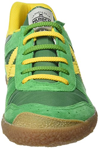 Unisex 003 Adulto Munich Zapatillas Multicolor Goal verde ExqxZ6Own
