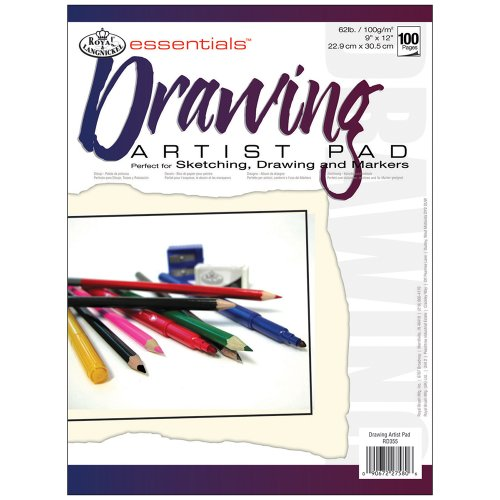 Langnickel 100 Sheet Drawing Essentials 12 Inch product image