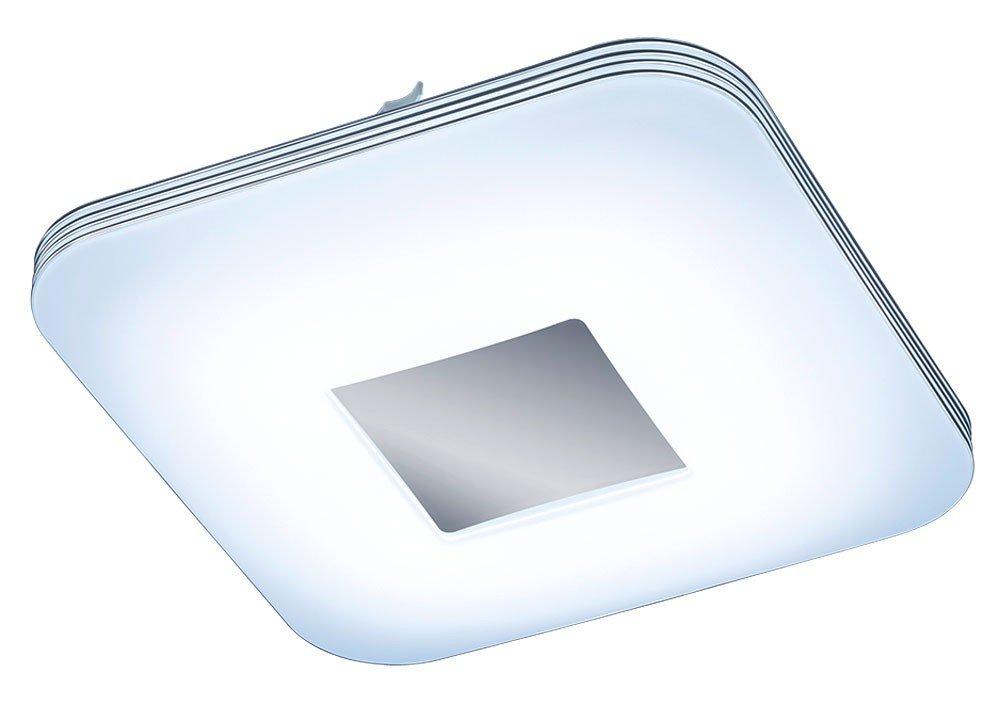 Trio Venus - Plafón, control de luz, regulable, inPlafon [Clase de eficiencia energética A+] Reality Leuchten R62562506