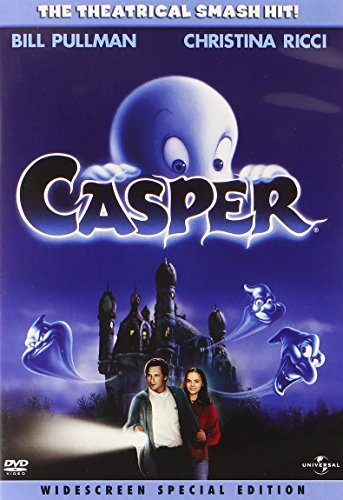 DVD : Casper (Special Edition, Widescreen, , Dubbed, Dolby)