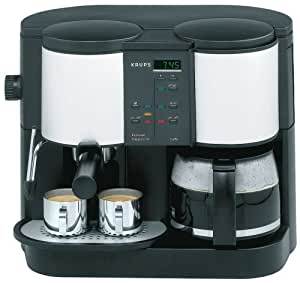 Amazon.com: Krups 888-43 Caffe Centro Time 10-Cup Coffee