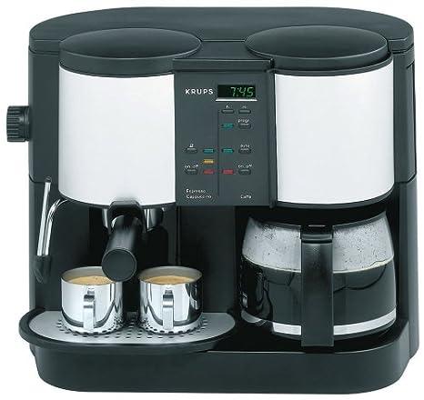 Krups F 888 43 Café Presso crematic Time Espresso de café ...