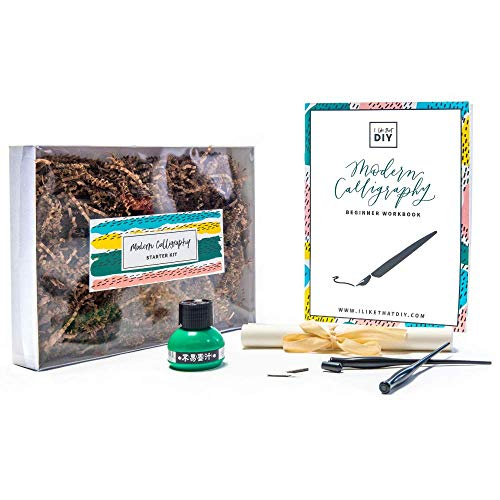 DIY Calligraphy Set – Learn The Art of