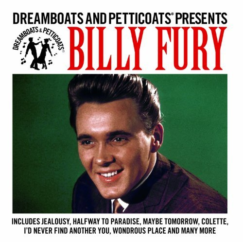 Billy Fury - The 40th Anniversary Anthology Disc 1 - Zortam Music