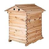 VEVOR Beehive Frames Wooden Beehive Frames Bulk Automatic Honey...