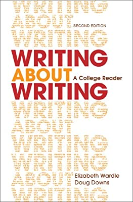 writing about writing term
