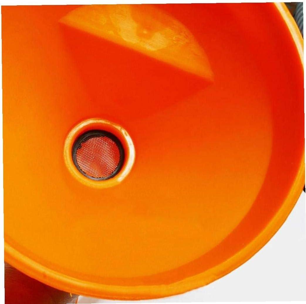 LAVALINK Staccabile Imbuto in Plastica con Filtro Automobile Veicolo Imbuto Benzina per Motori Olio Combustibile Acqua Lungo Bocca Imbuto