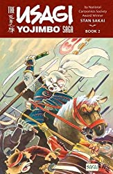 Usagi Yojimbo Saga Volume 2