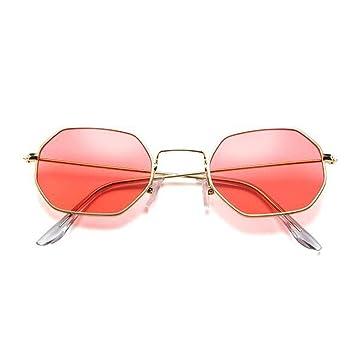 Z&YQ Gafas De Sol Pequeñas Cuadrados Retro Gafas De Sol ...