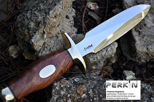 Handcrafted Hunting Knife - 440c Steel - Double Edge - Amazing Value Limited Time Offer