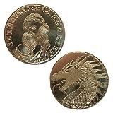 Game of Thrones: Jaehaerys Targaryen Golden Dragon By Shire Post Mint