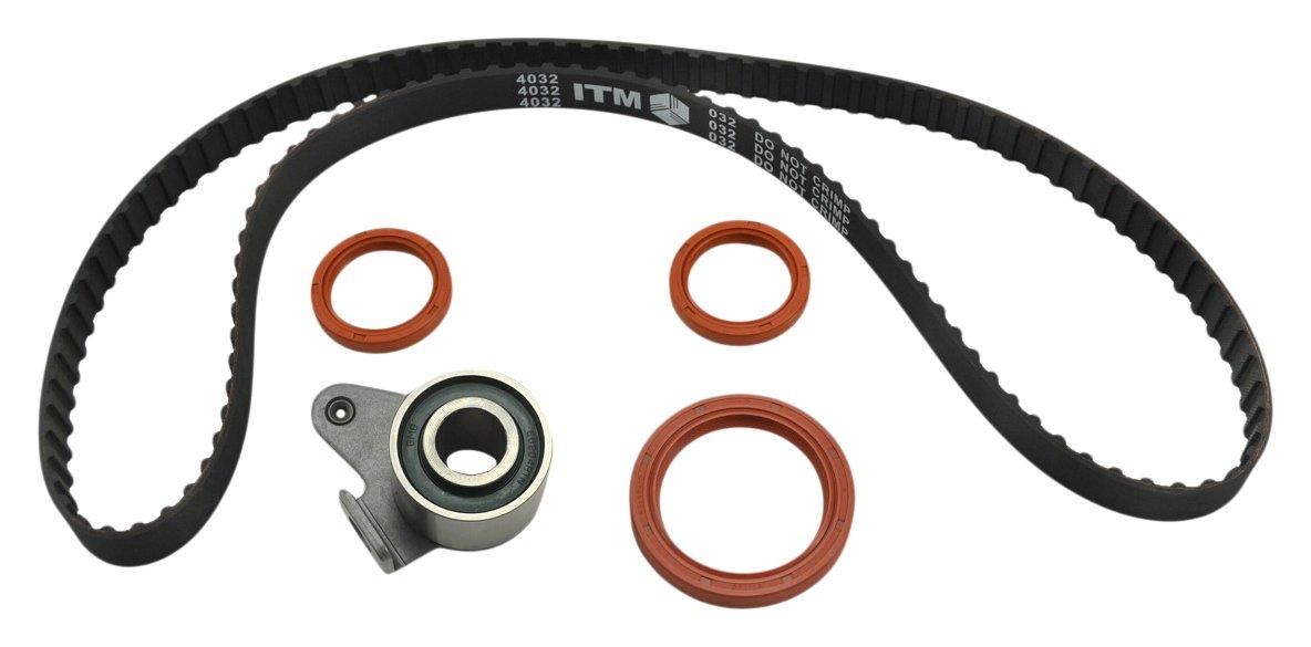 Amazon.com: ITM Engine Components ITM032 Timing Belt Kit for 1976-1992 Volvo 2.1L/2.3L L4, B21F/B23F/B230FT: Automotive
