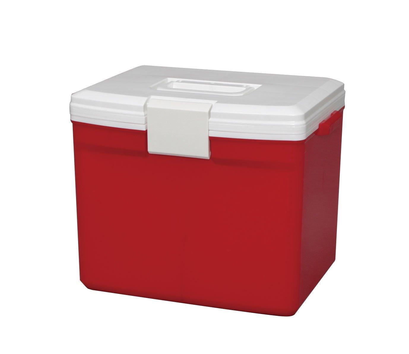 Iris Kühlbox cl-15 rot/weiß cl15rd