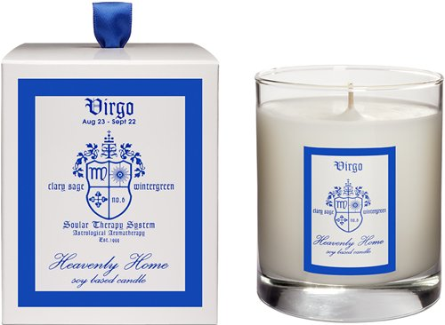 Soular Therapy Astrological Soy Based Candle - Virgo