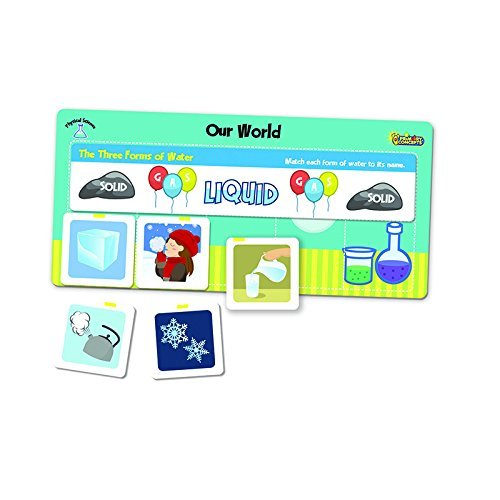 Primary Concepts AA4307 FlipChex Physical Science: Our World by Primary Concepts