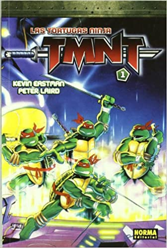 LAS TORTUGAS NINJA 1 (CÓMIC USA): Amazon.es: Kevin Eastman ...