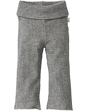 Baby Girls' Loose Terry Yoga Pants (Baby) - Gray