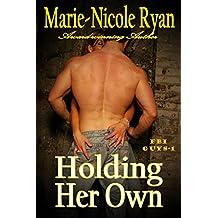Holding Her Own (FBI Guys Book 1)